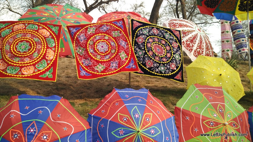 Colorful fabrics ork- Surajkund Mela Pictures 2016.jpg