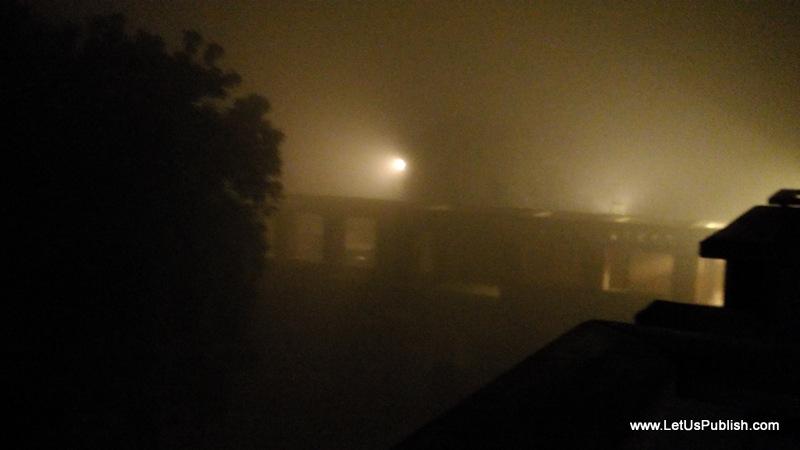 Early Morning Photo Agra, January