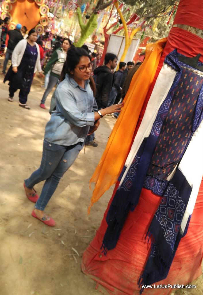 Fabrics - Surajkund Mela Pictures 2016.jpg