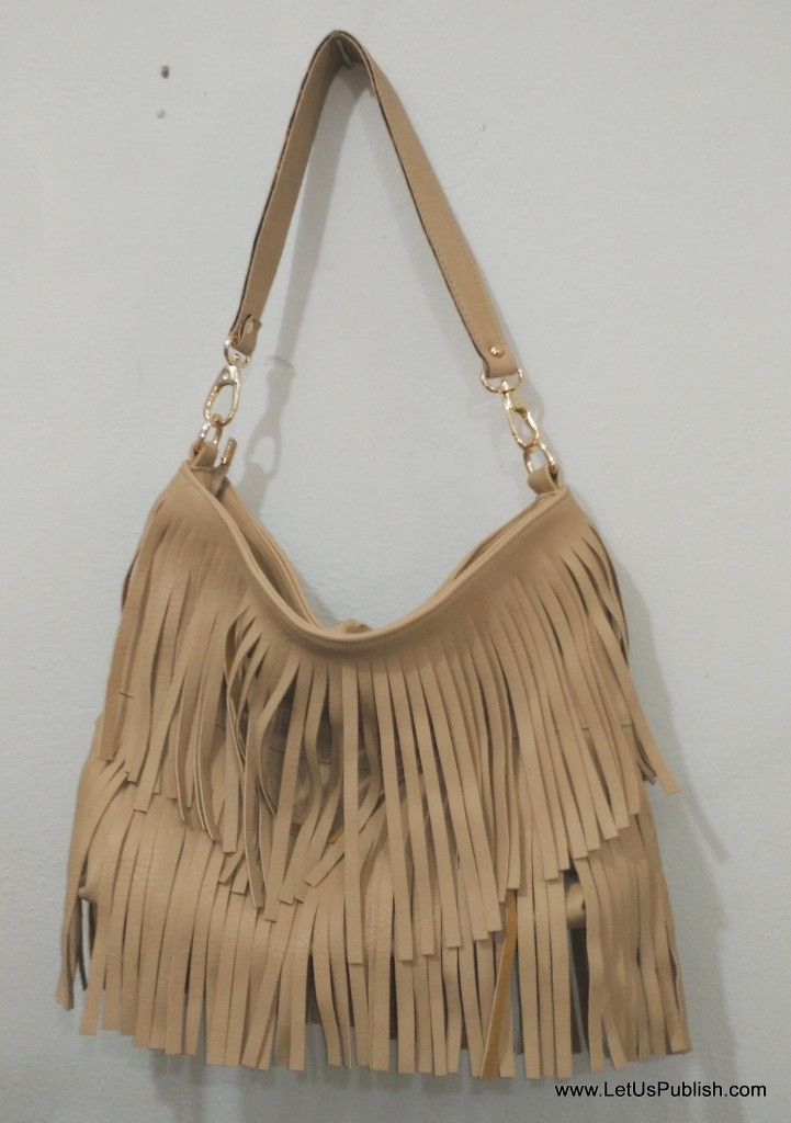 Frings Beige Latest Style Bag of Hype