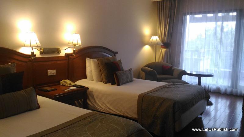 Hotel Room, Jaypee Agra