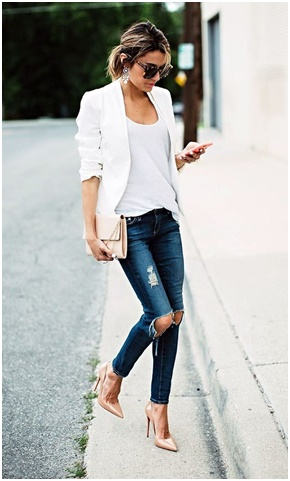 Latest Fashion trends - Ripped Jeans
