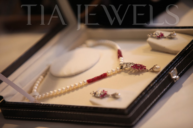 Latest Fusion Jewelery sets from Tia Jewels