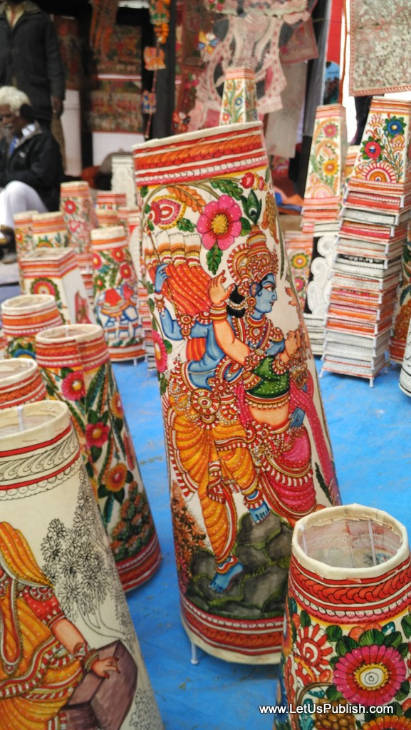 Painting Art work- Surajkund Mela Pictures 2016.jpg