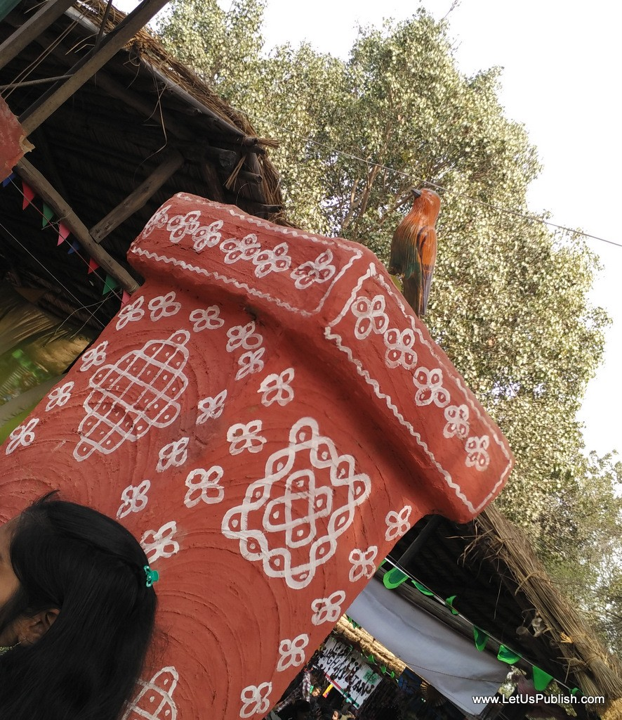 Rural Decoration theme - Surajkund Mela Pictures 2016.jpg