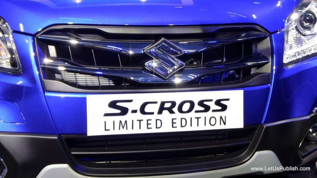 S Cross Limited Edition Nexa Pictures