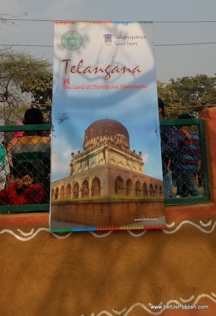 Surajkund Crafts Mela 2016 Theme Telangana