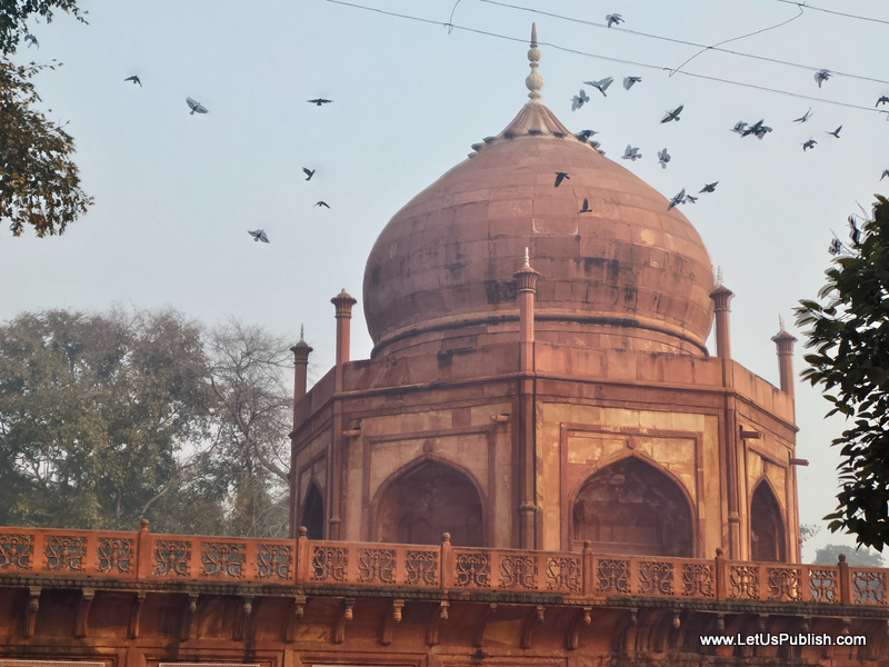 Taj Mahal Entry Pics