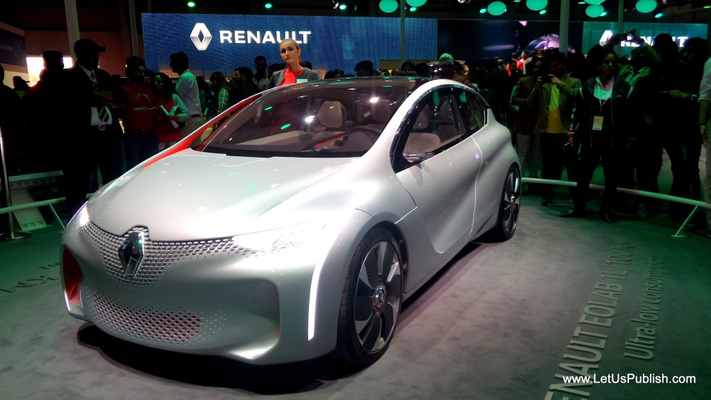 The Renault Eolab