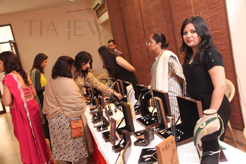 Tia Jewels Launch