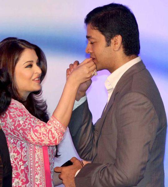 Aishwarya & Aditya Rai , Bollywood Siblings pics