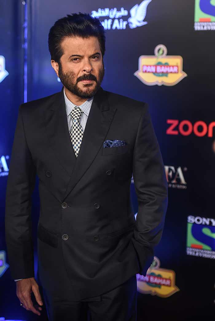Anil Kapoor Latest Pics from TOIFA