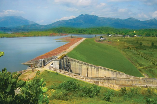 Banasura Sagar Dam - Best Places to Visit Wayand