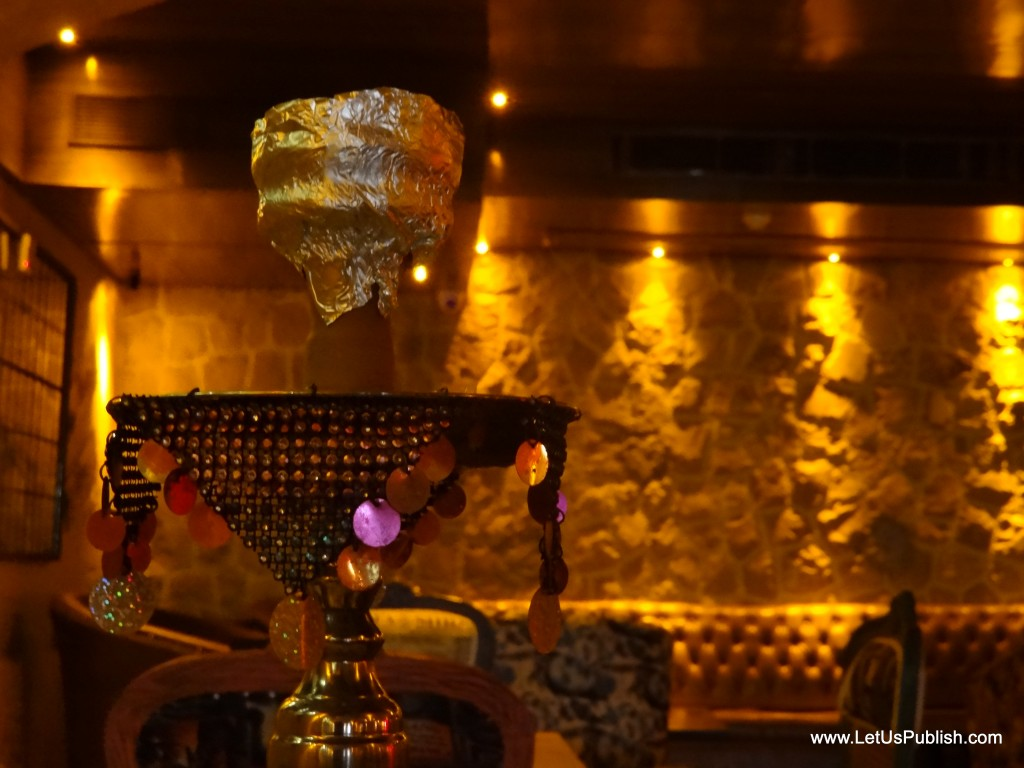 Best Place for Hukka Party at Cafe Public Connection, New Delhi