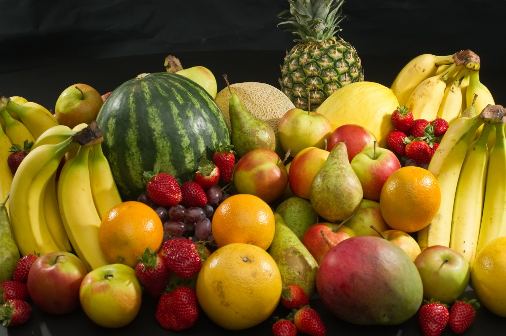 . Consume ample fruits