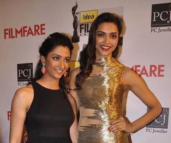 Deepika Padukone with Sister Anisha Padukone
