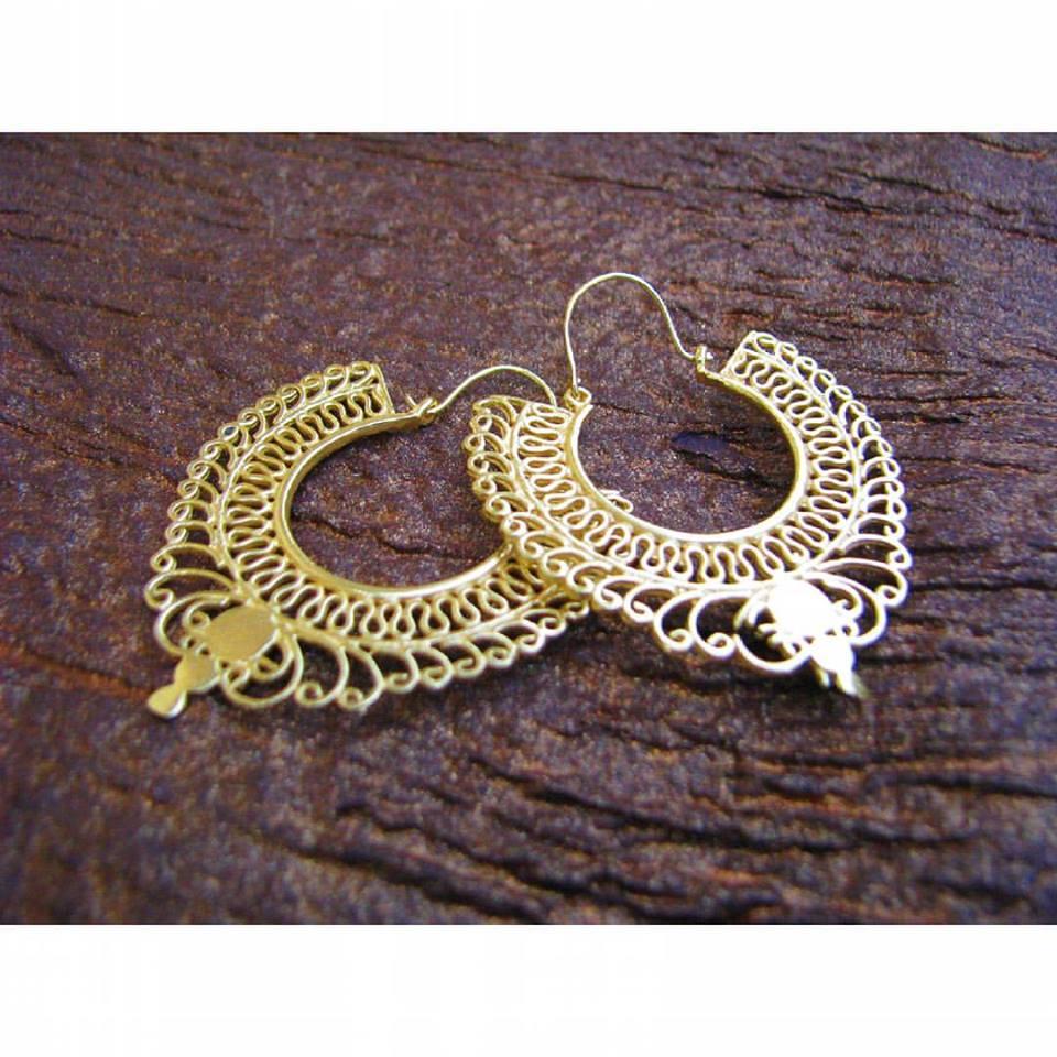 Intricate design baali latest designs