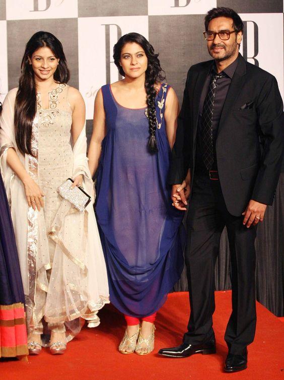 Kajol and Tanisha Sisters in Bollywood