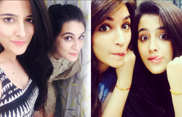 Kriti & Nupur Sanon - Popular Bollywood Siblings