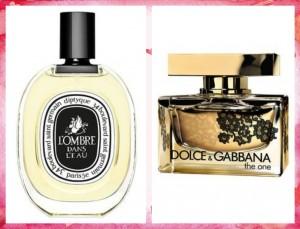 L'Ombre dans l'Eau, Dolce Gabbana the One