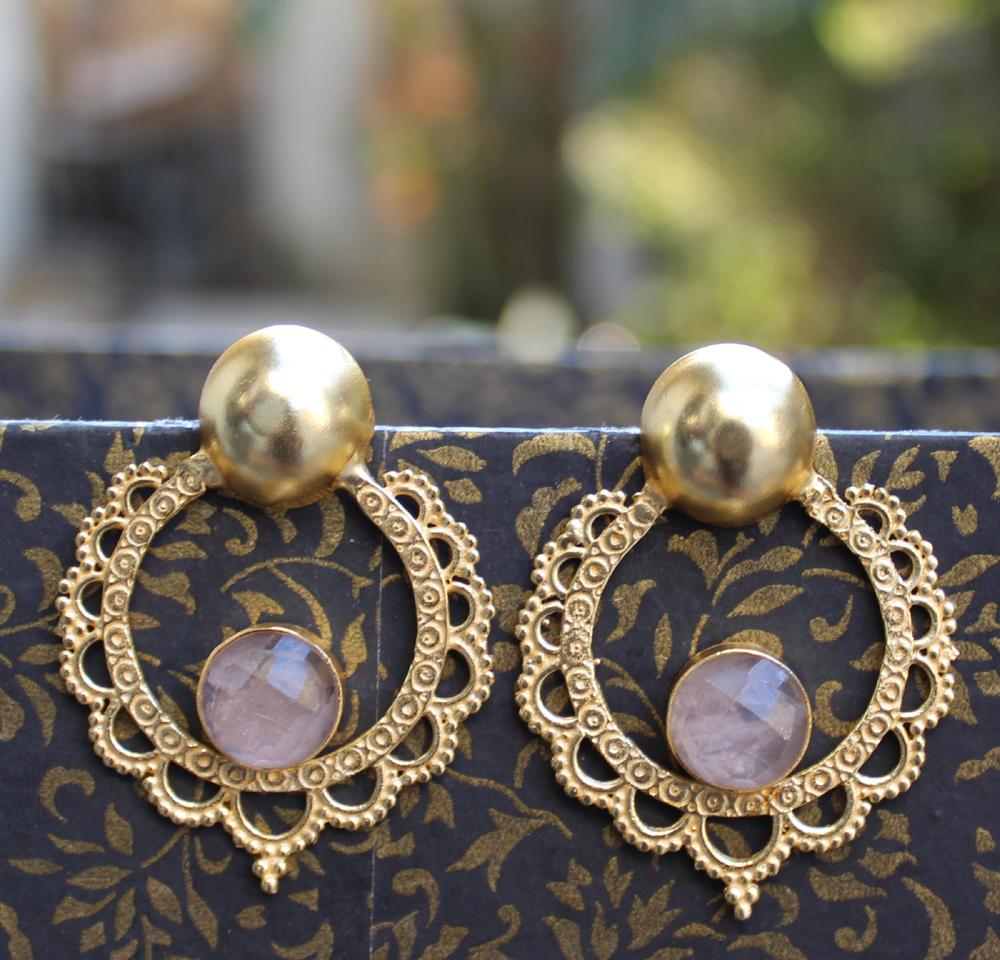 Latest ChandBali Earings Designs from Gharaz
