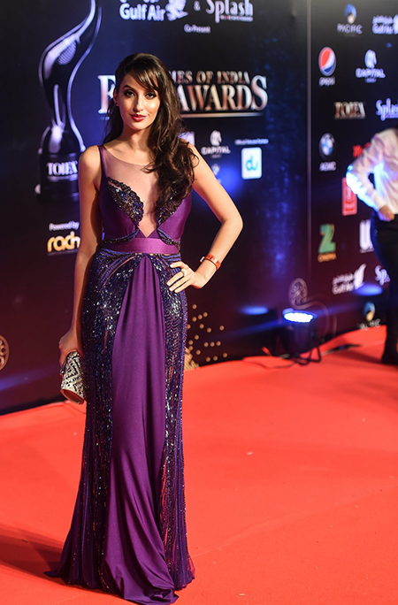 -Canadian actress Nora Fatehi Best Dressed Pics