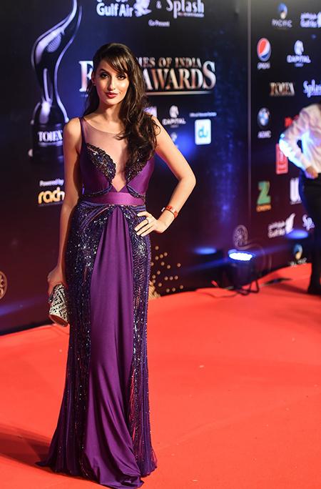 -Canadian actress Nora Fatehi Best Dressed Pics