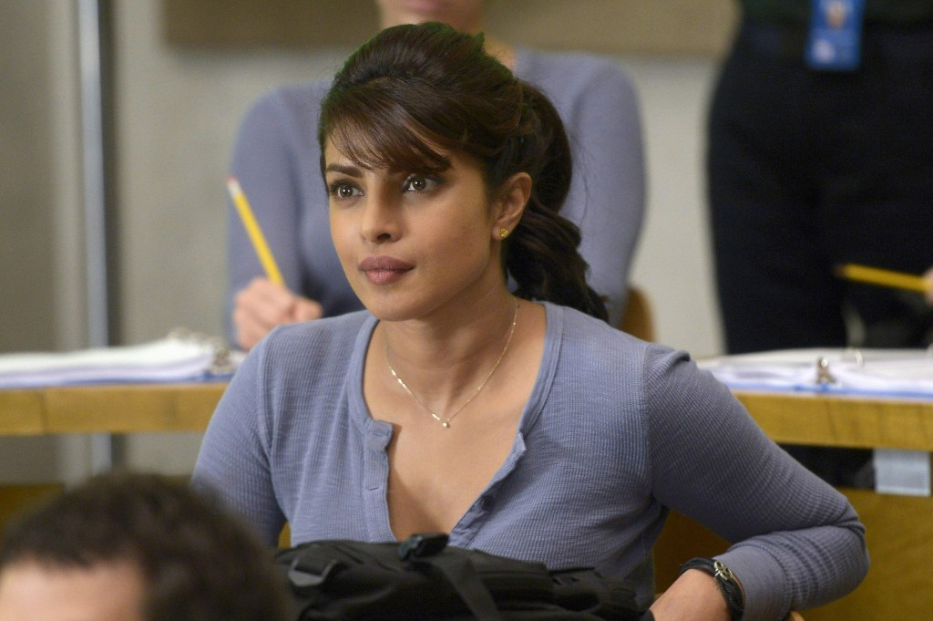 Priyanka Chopra Latest Images from Quantico