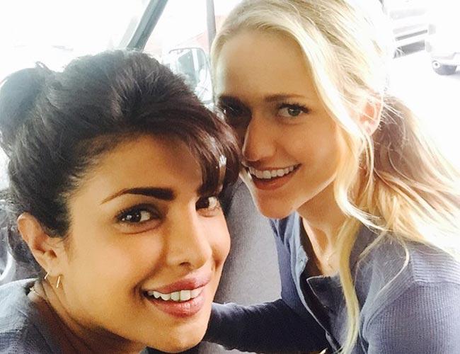 Priyanka Chopra Latest Pics Quantico