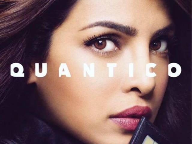 Priyanka Chopra, Quantico FBI