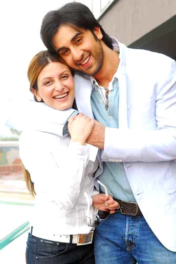 Ranbir and Riddhima ,bollywood celebrities with their lesser known siblings