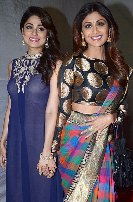 Shilpa Shetty and Shamita Shetty, Bollywood's famous siblings