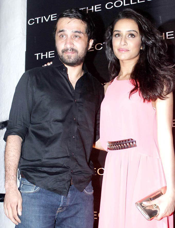 Shraddha Kapoor and her brother Siddhanth Kapoor
