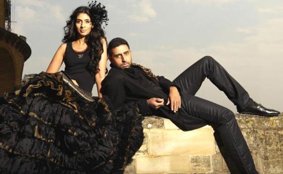 Shweta Bachchan is Abhishek Bachchan's big sis