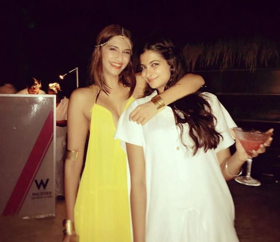 Sonam and Rhea Kapoor , Best Bollywood Siblings