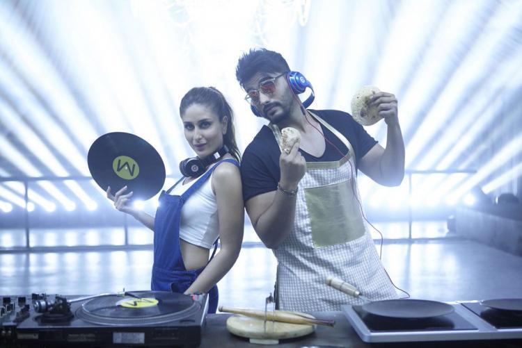 High heels song , Arjun and Kareena in Ki and Ka