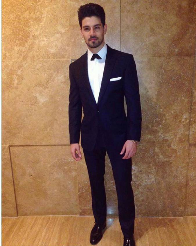 Sooraj Pancholi Best Dressed Actor