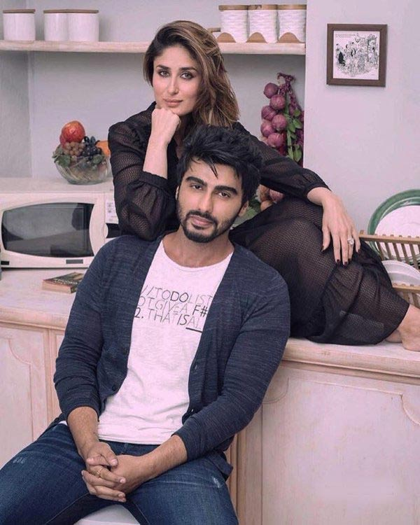 Arjun Kapoor and Kareena Kapoor Together in Ki and Ka
