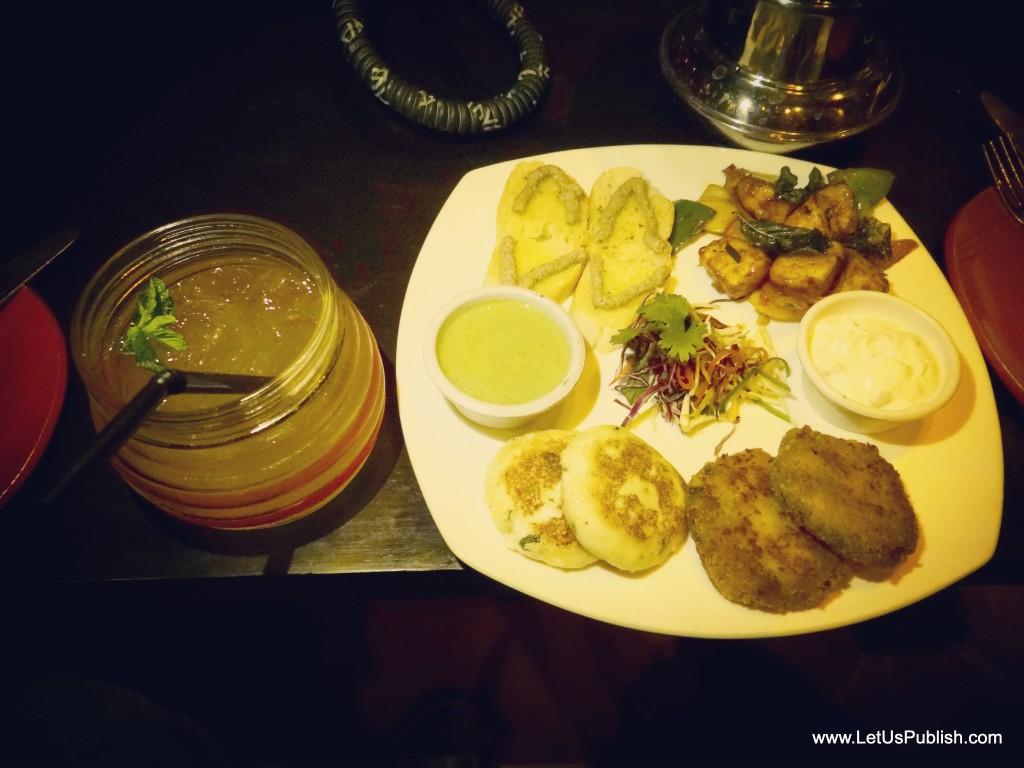 Veg Platter Cafe Public Connection