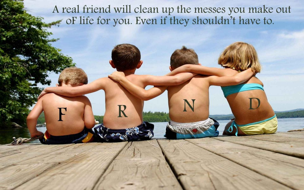 Best friendship wallpaper with quotes