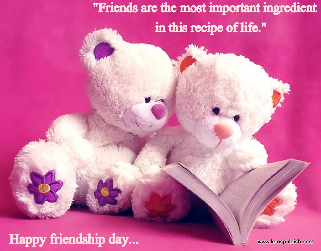 Cute wallpaper for friendship day