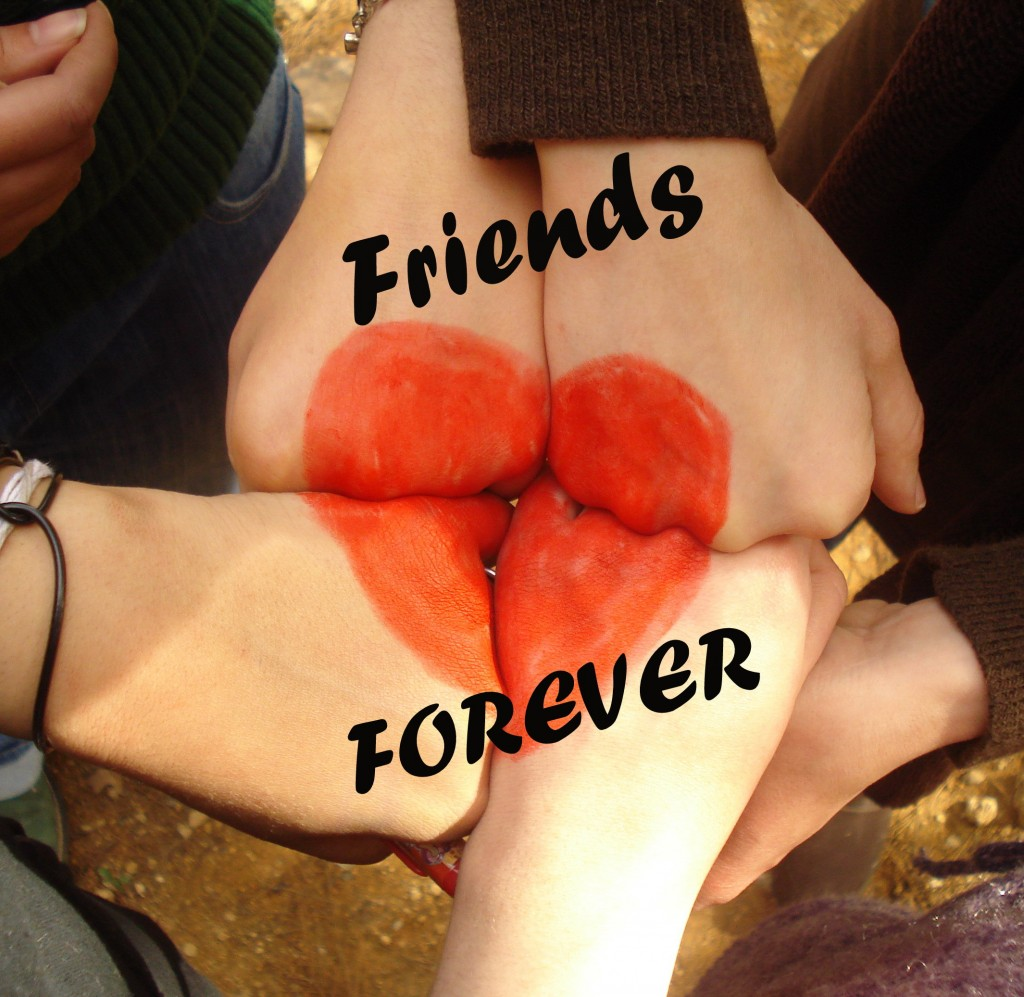 Friends forever image for whatsapp