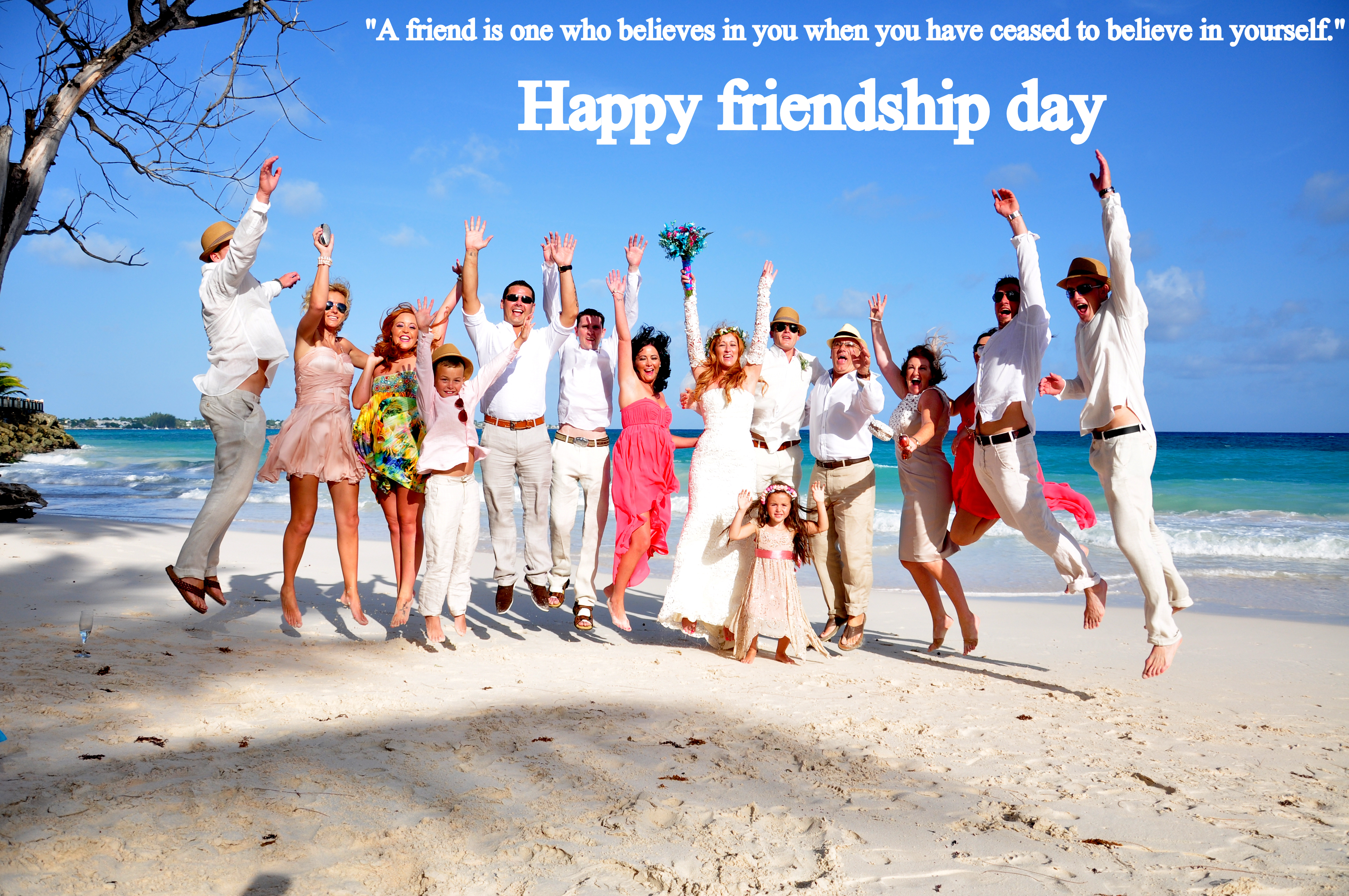 Friendship day wallpaper facebook