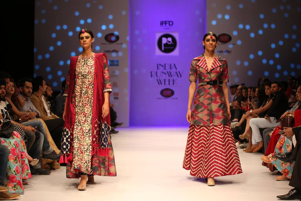 Models Walking on India Runway Week Season 6