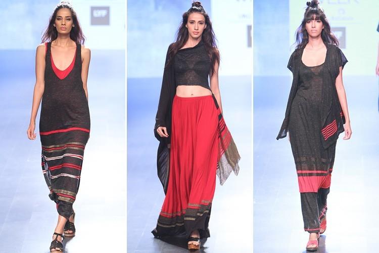Mrinalini Banaras collection LFW 2016