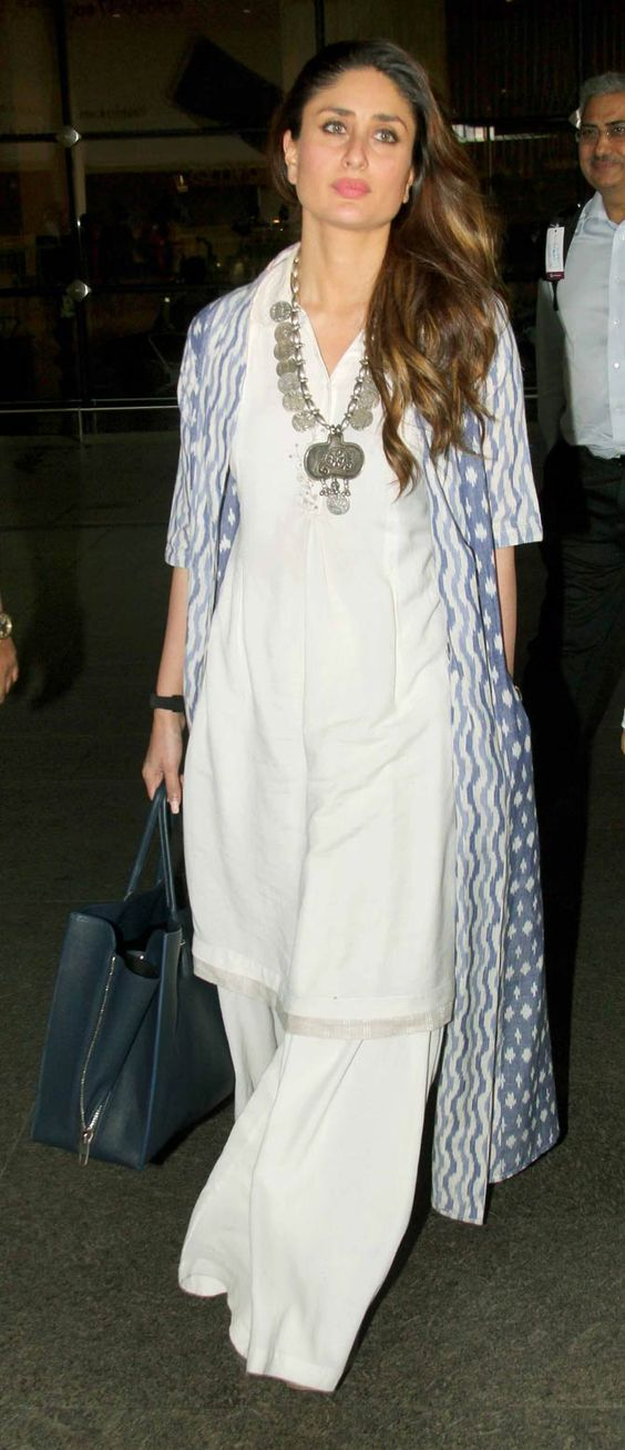 Airport style of Kareen Kapoor