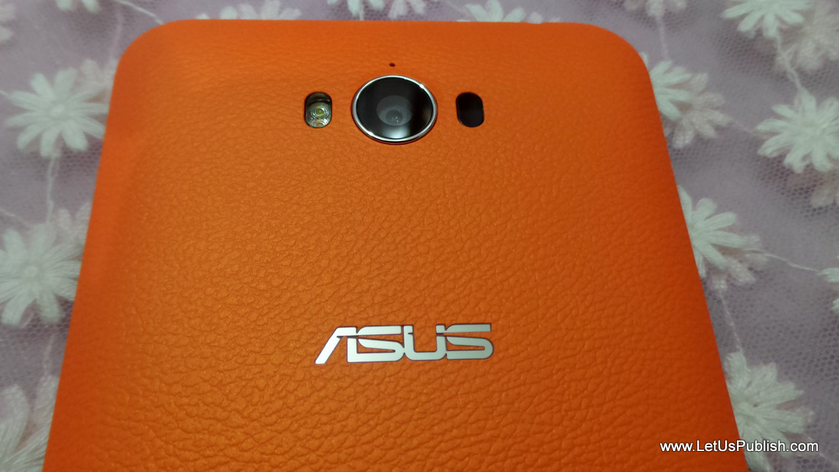Asus Zenfone Max orange device review