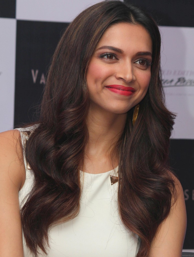 Deepika Padukone Hair Styles