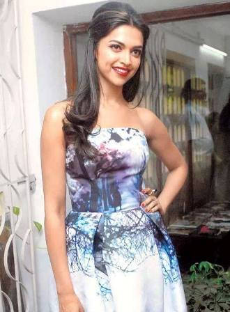 Deepika Padukone's hair styles