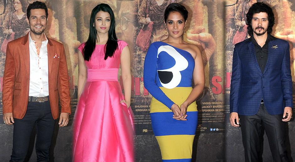 Film Sarbjit cast